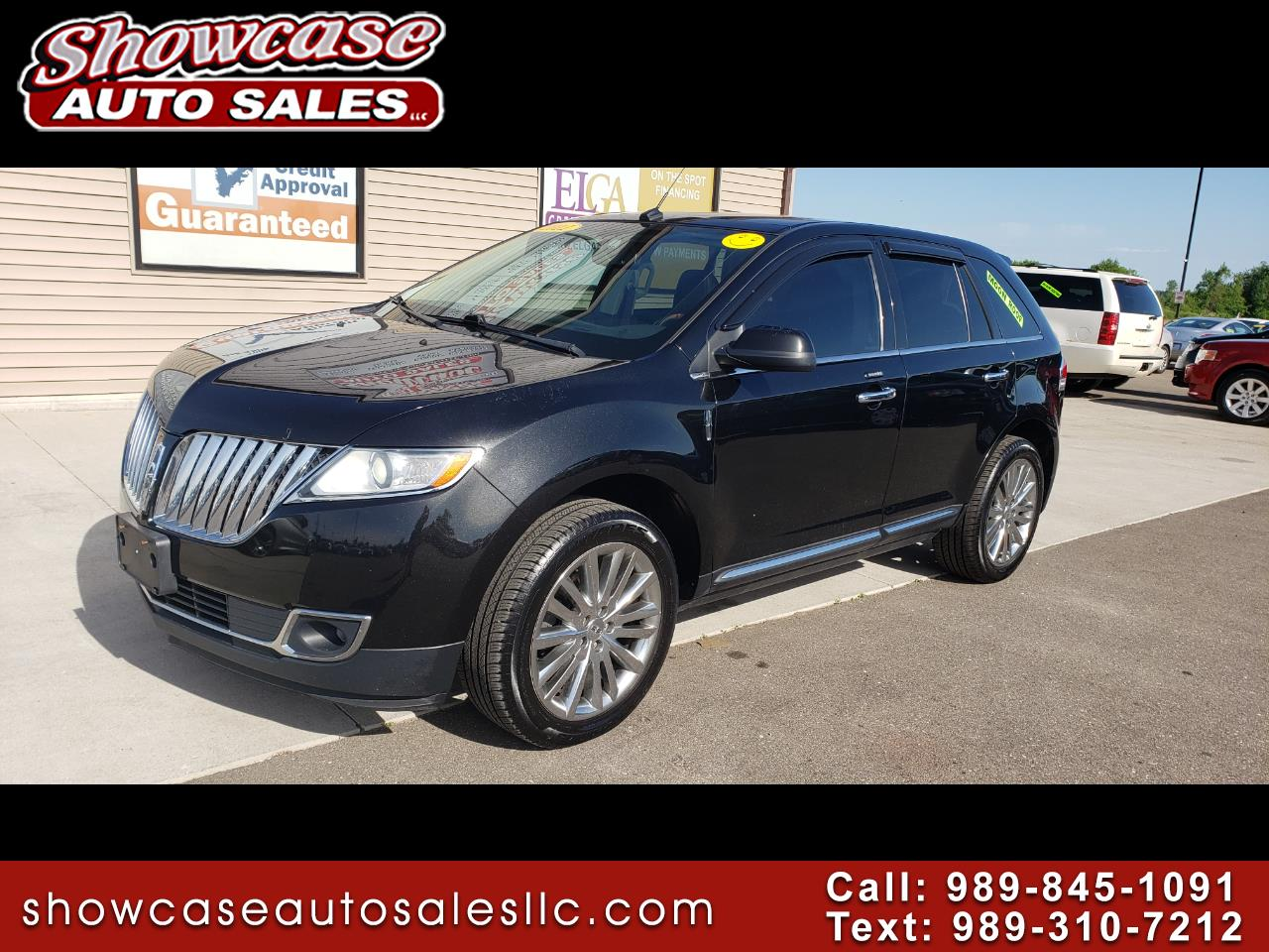 Lincoln MKX AWD 4dr 2011