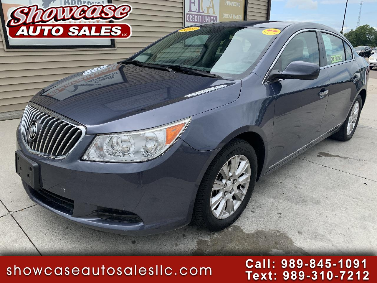 Buick LaCrosse 4dr Sdn Base FWD 2013