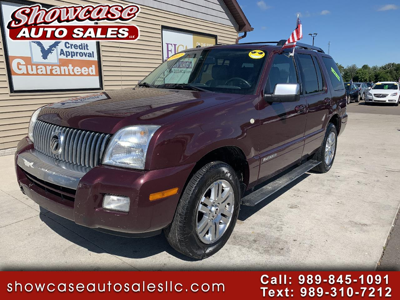 Mercury Mountaineer AWD 4dr V6 Premier 2007