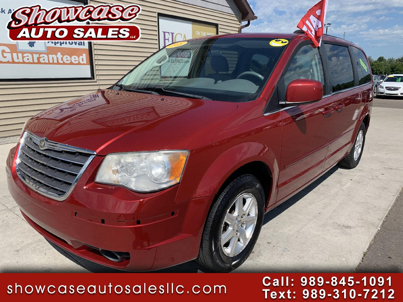 Chrysler Town & Country 4dr Wgn Touring 2008