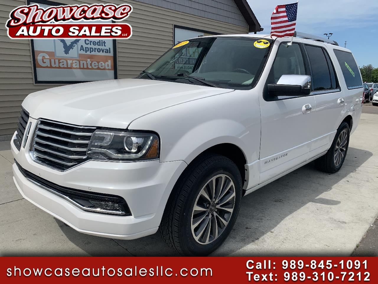 Lincoln Navigator 4x4 Select 2017