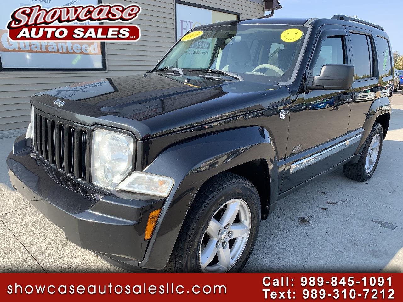 Jeep Liberty 4WD 4dr Rocky Mountain 2009