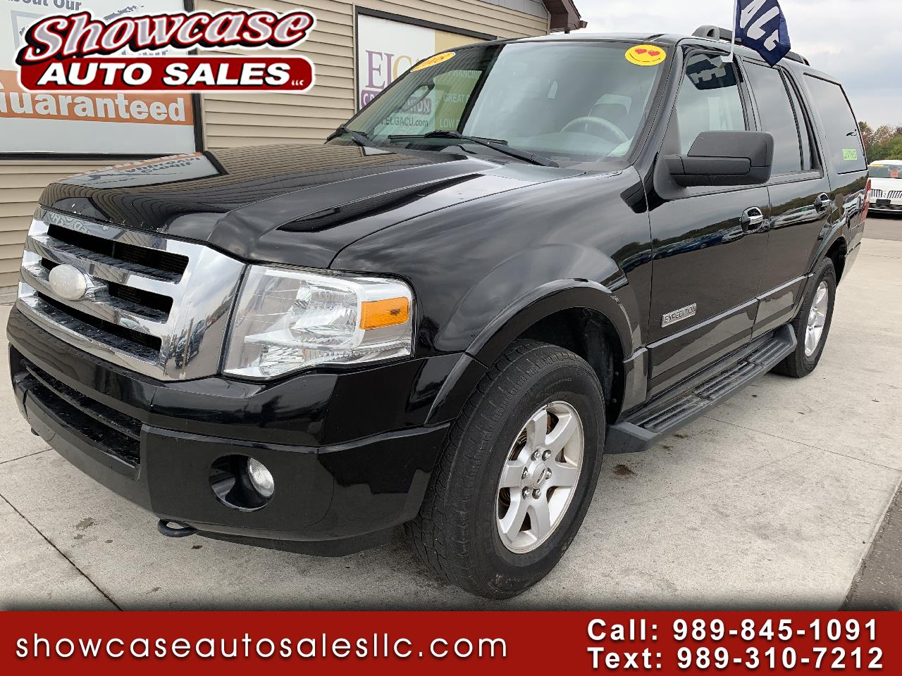 Ford Expedition 4WD 4dr XLT 2008