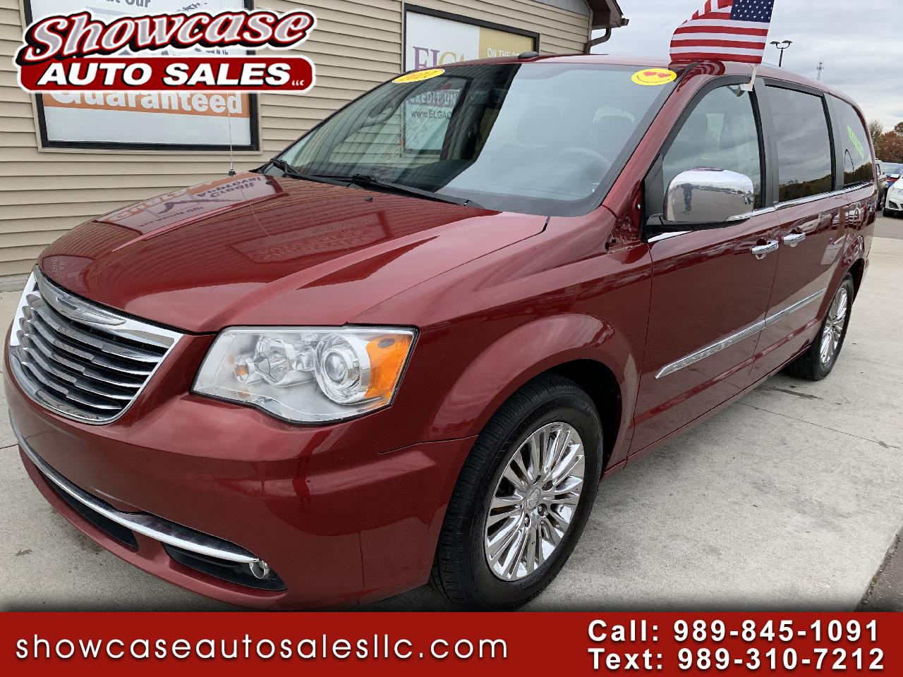 Chrysler Town & Country 4dr Wgn Limited 2011