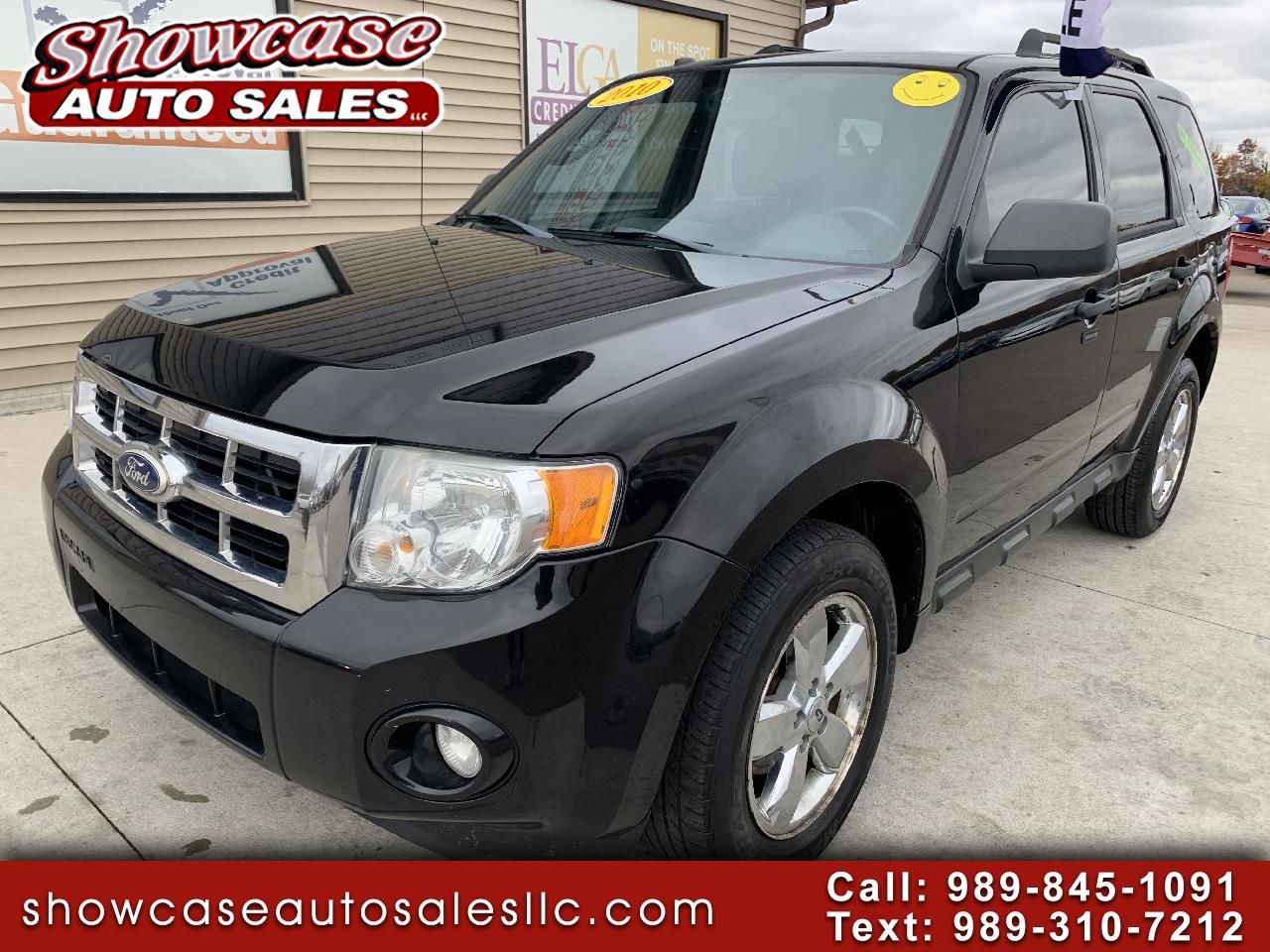 Ford Escape FWD 4dr XLT 2010