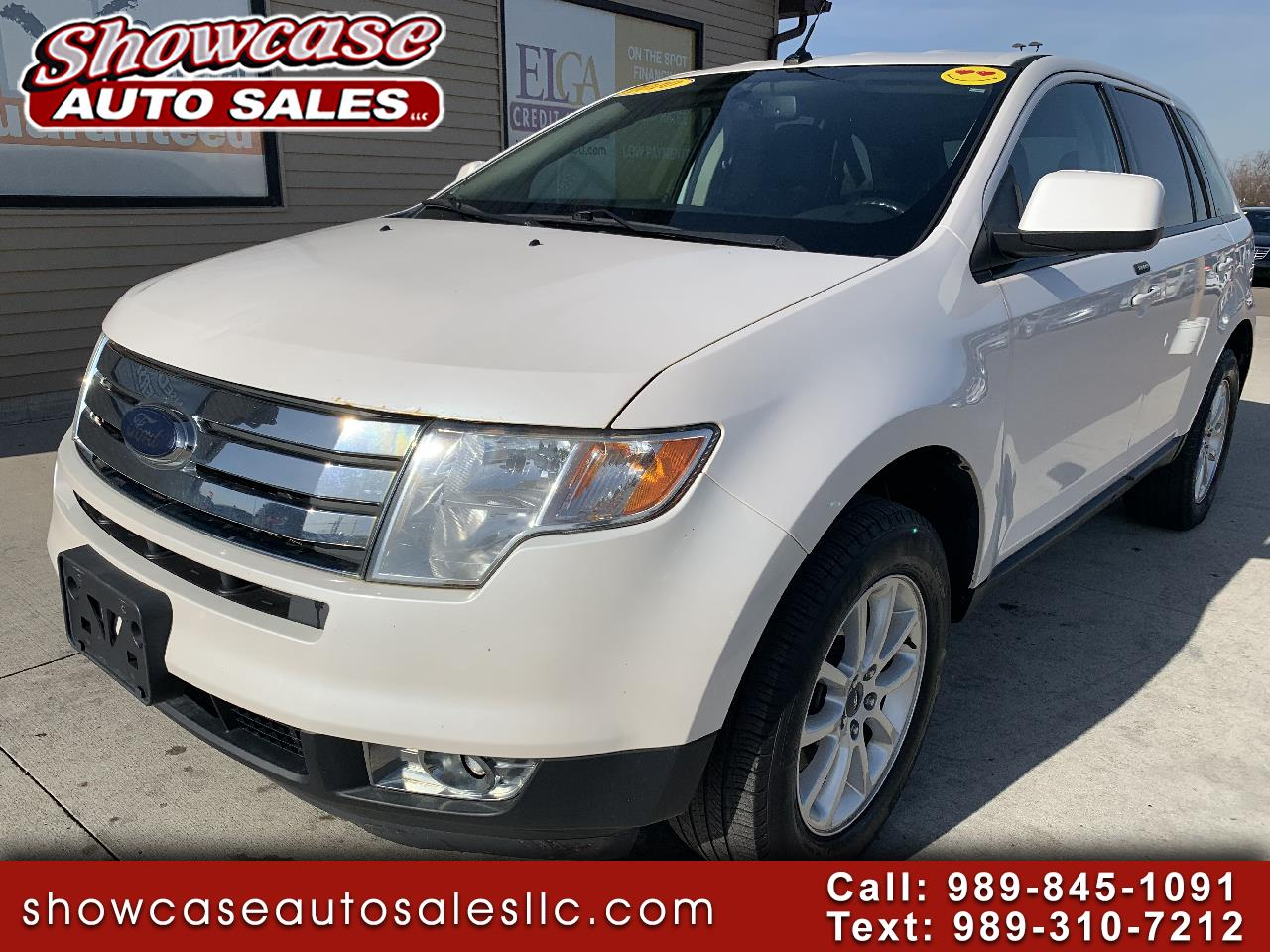 Ford Edge 4dr SEL FWD 2010