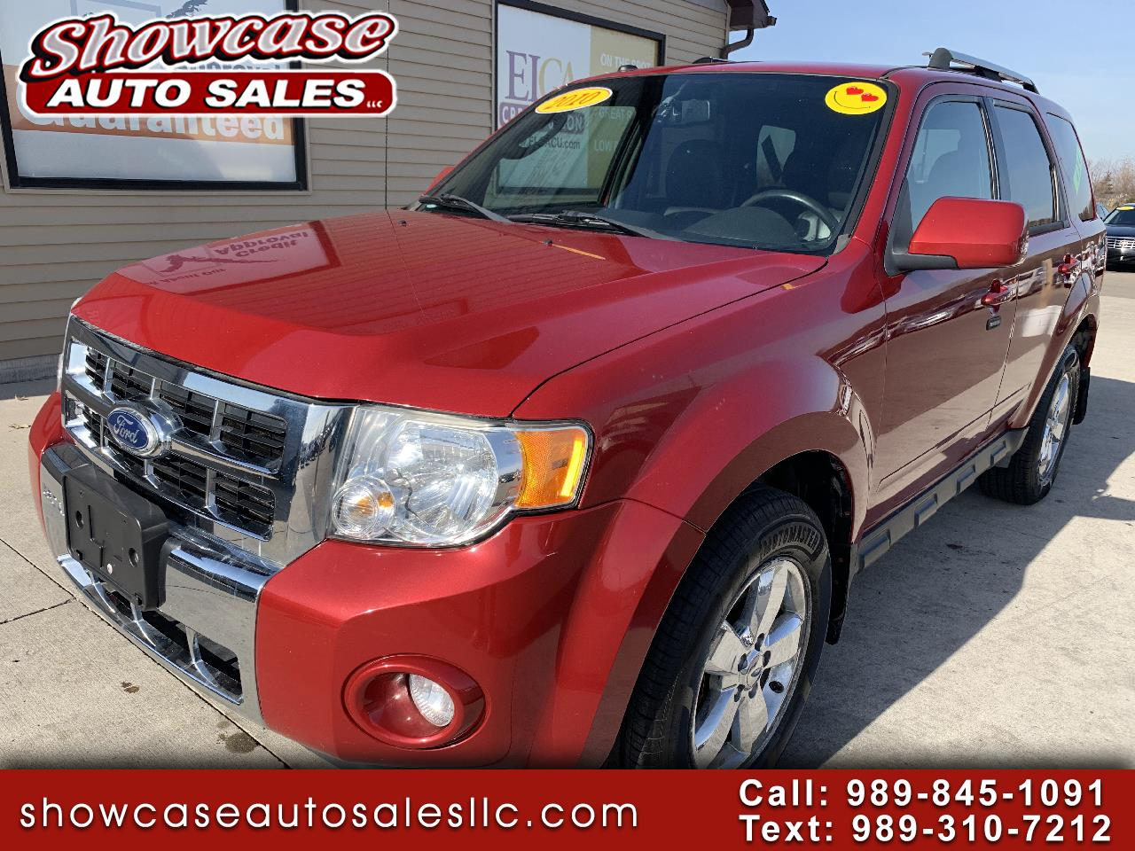 Ford Escape 4WD 4dr Limited 2010