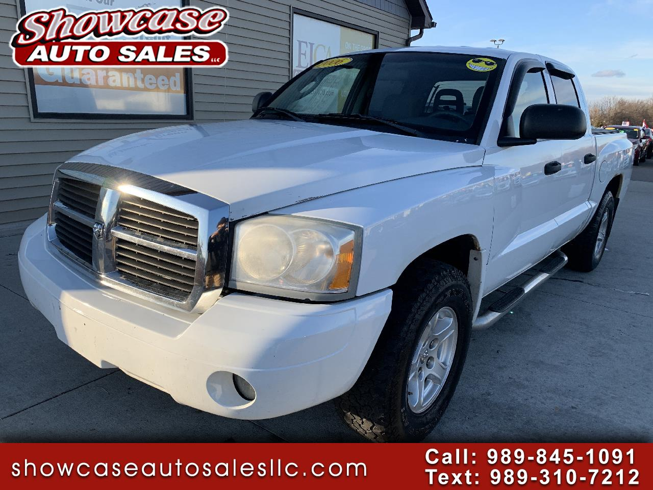 Dodge Dakota Quad Cab SLT 2006