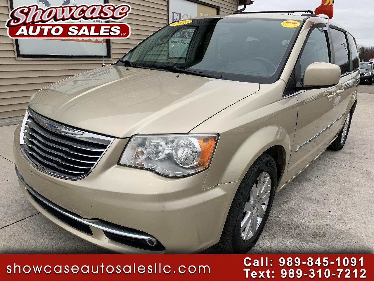 Chrysler Town & Country 4dr Wgn Touring w/Leather 2011