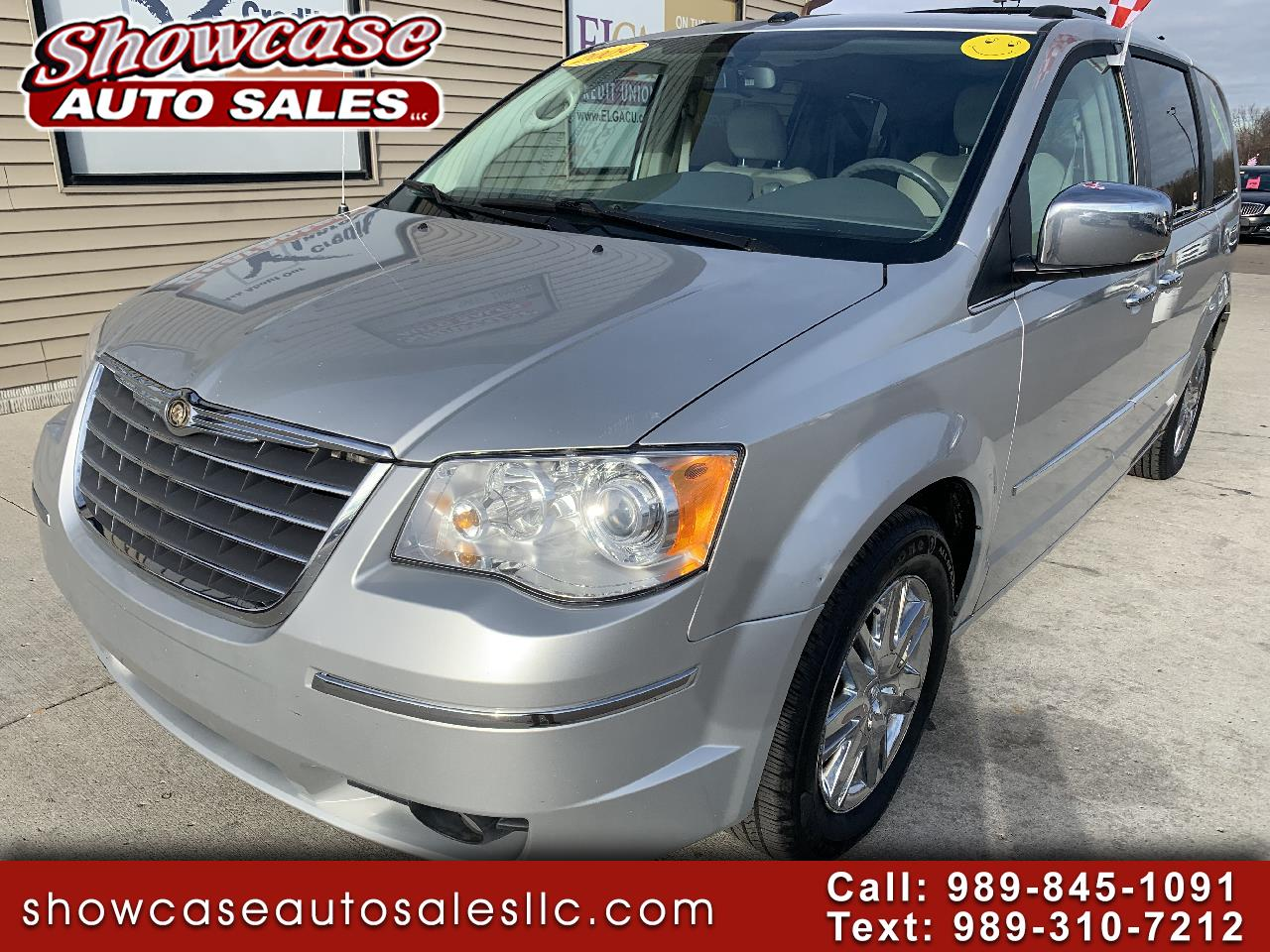 Chrysler Town & Country 4dr Wgn Limited 2009
