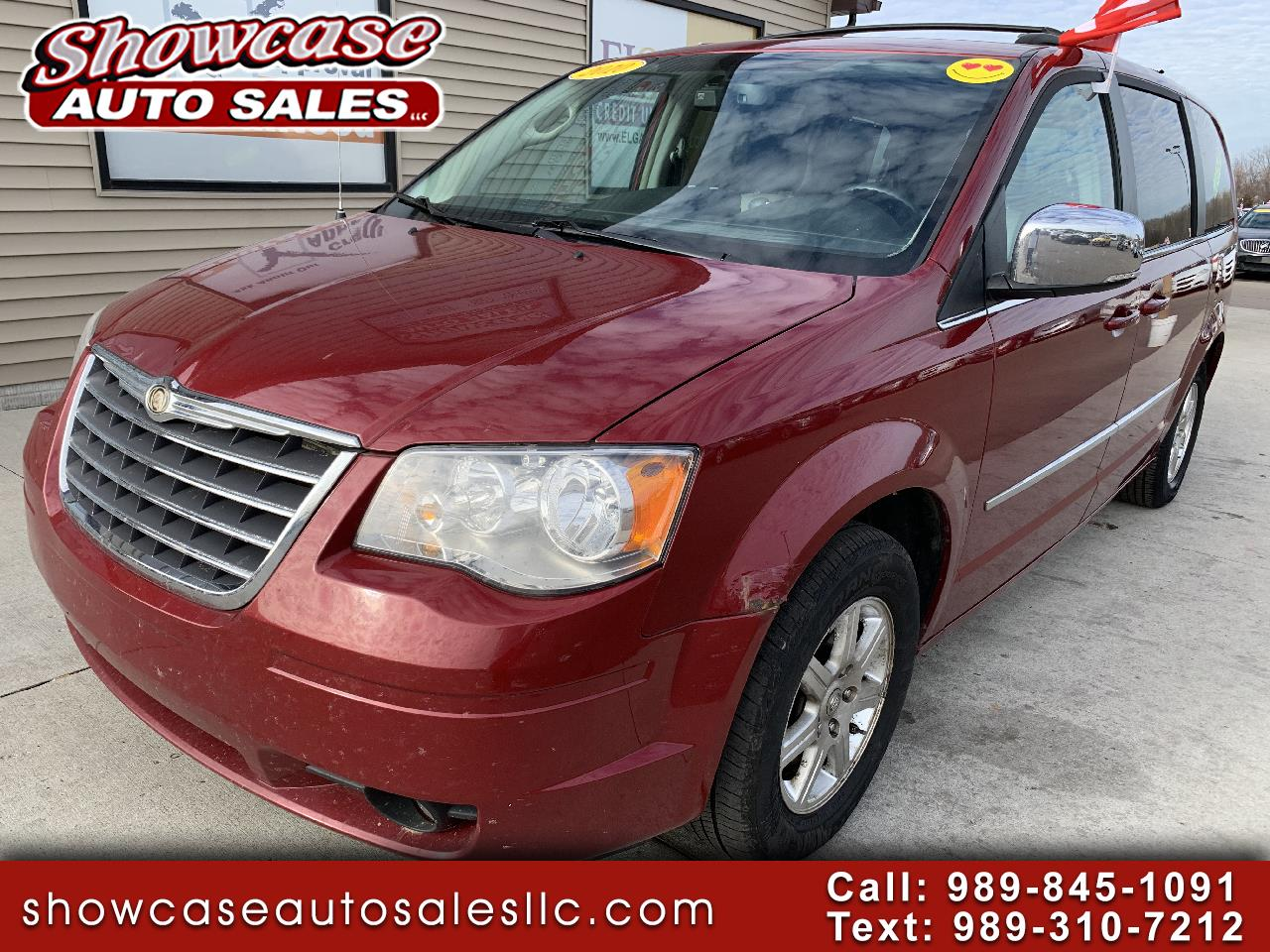 Chrysler Town & Country 4dr Wgn Touring Plus 2010