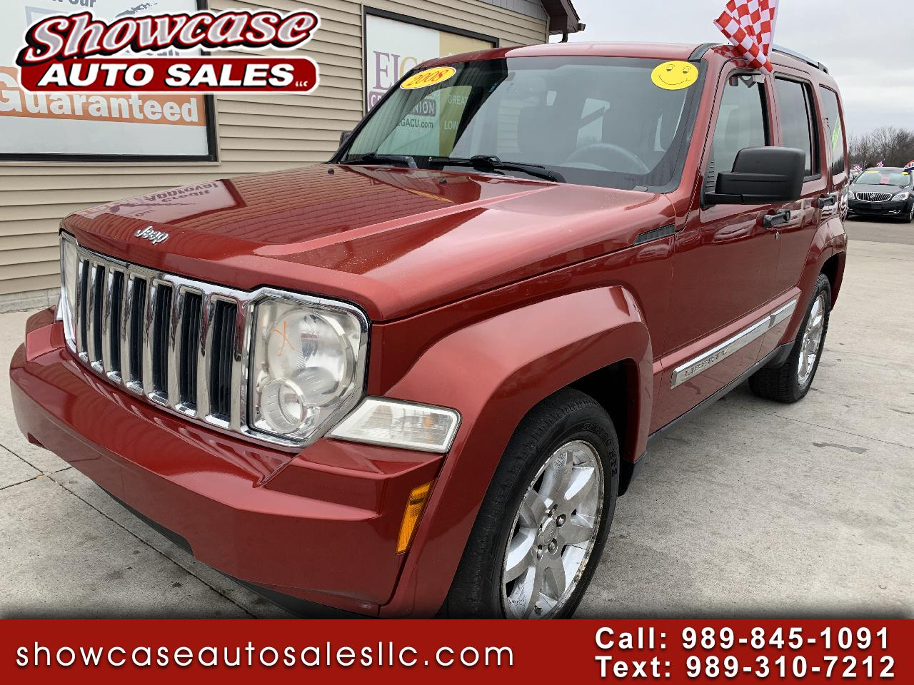 Jeep Liberty 4WD 4dr Limited Edition 2008