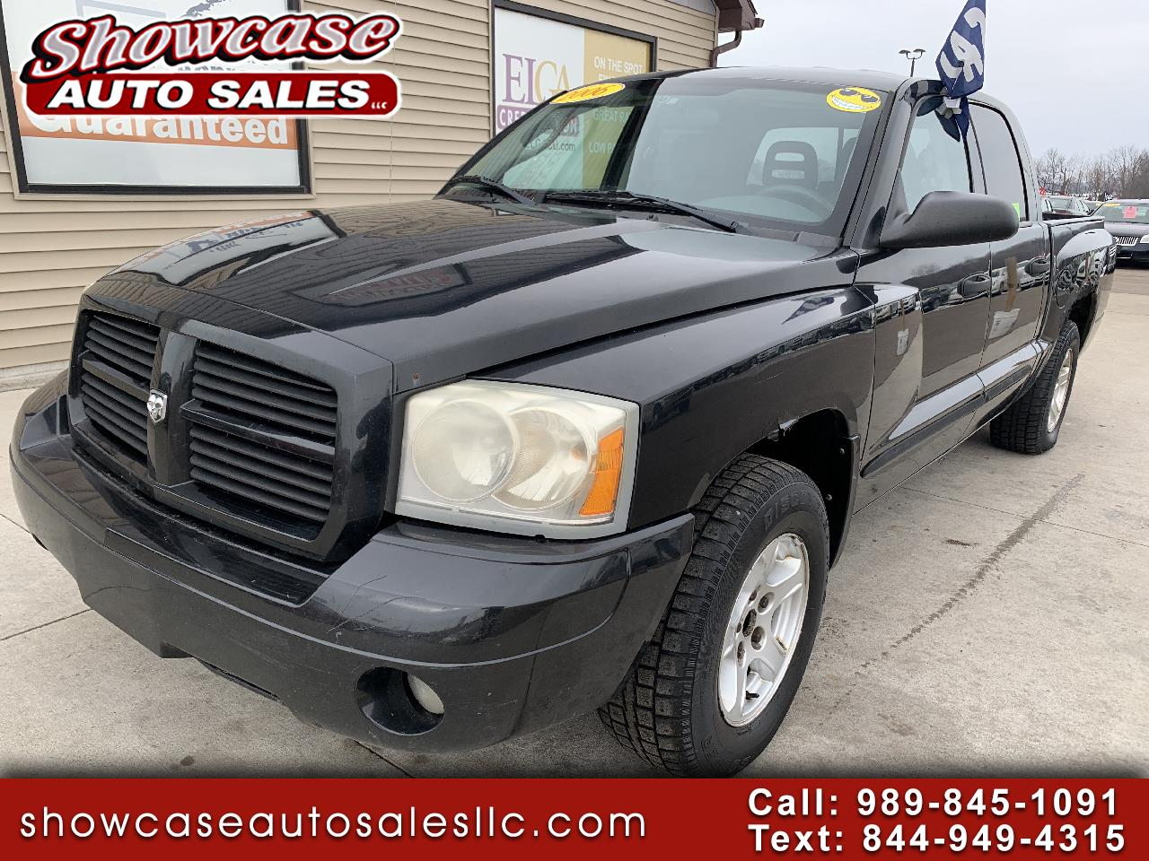 Dodge Dakota 4dr Quad Cab 131 4WD SLT 2006