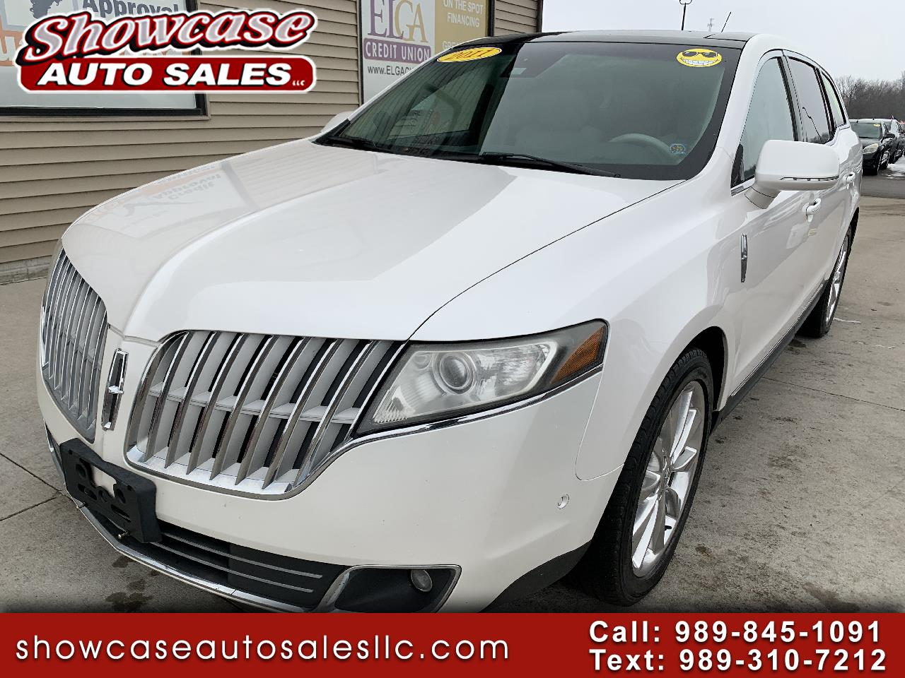 Lincoln MKT 4dr Wgn 3.5L AWD w/EcoBoost 2011