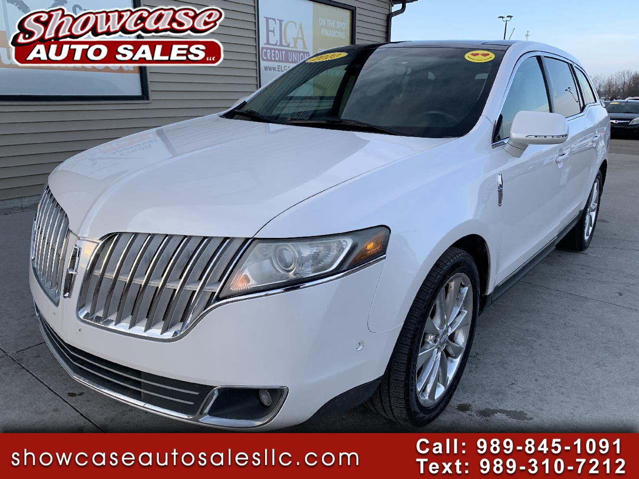 Lincoln MKT 4dr Wgn 3.5L AWD w/EcoBoost 2010