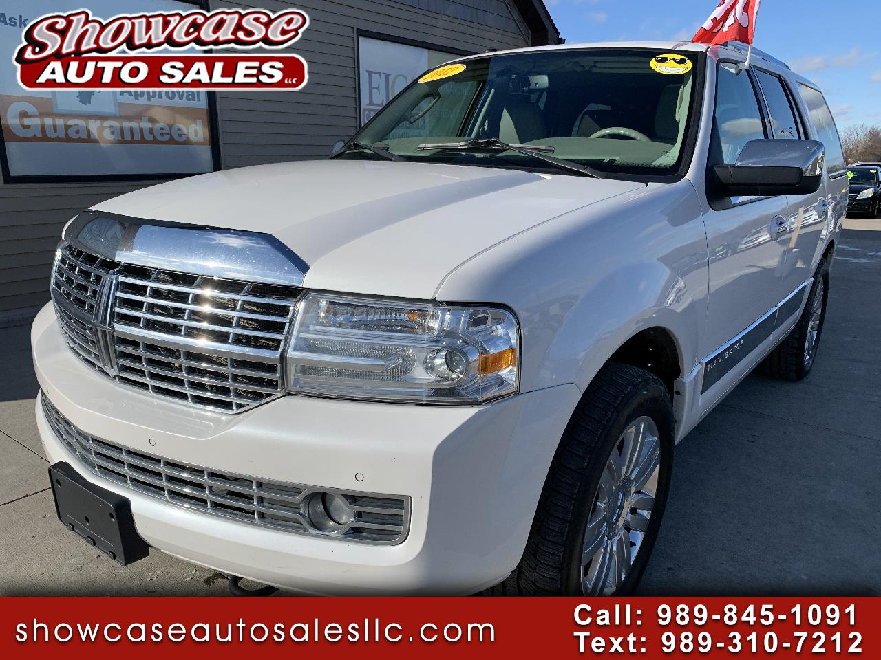 Lincoln Navigator 4WD 4dr 2012