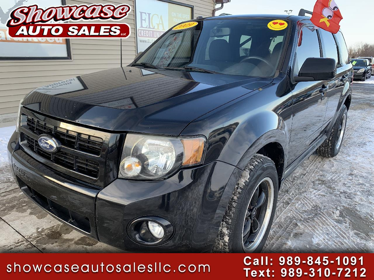 Ford Escape FWD 4dr V6 Auto XLT 2009