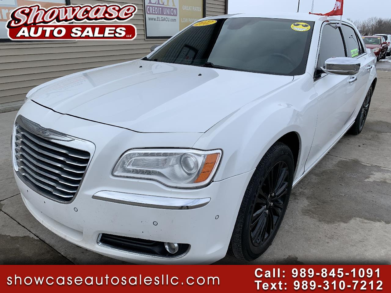 Chrysler 300 4dr Sdn V6 Limited AWD 2012