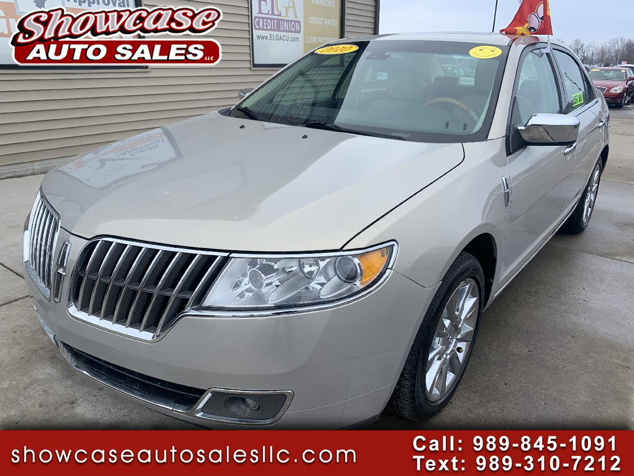 Lincoln MKZ 4dr Sdn FWD 2010