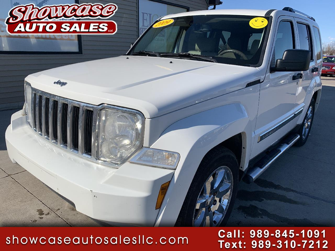 Jeep Liberty 4WD 4dr Limited Edition 2009