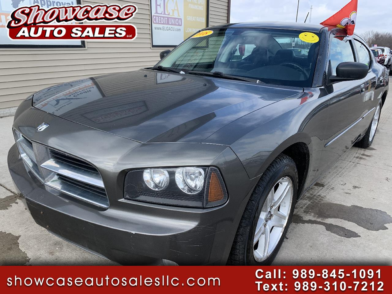 Dodge Charger 4dr Sdn SXT RWD 2008
