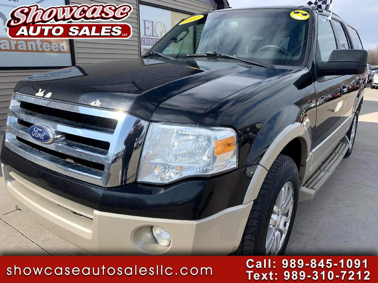 Ford Expedition 4WD 4dr Eddie Bauer 2010