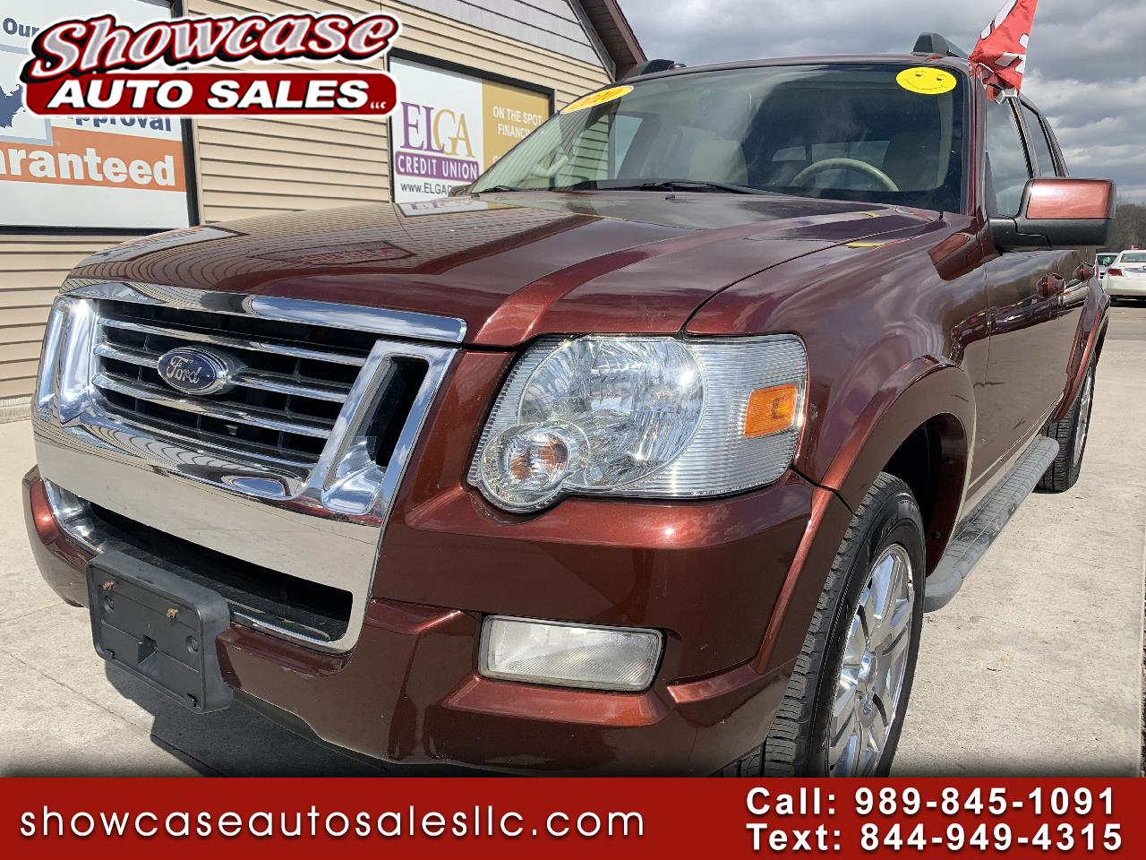 Ford Explorer Sport Trac 4WD 4dr Limited 2010