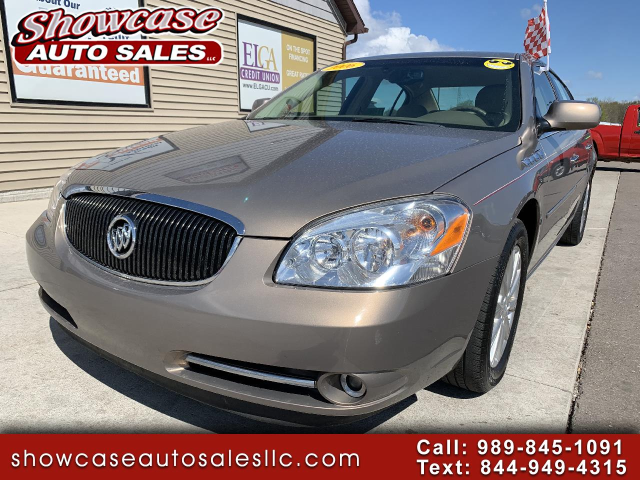 Buick Lucerne 4dr Sdn CXS 2006