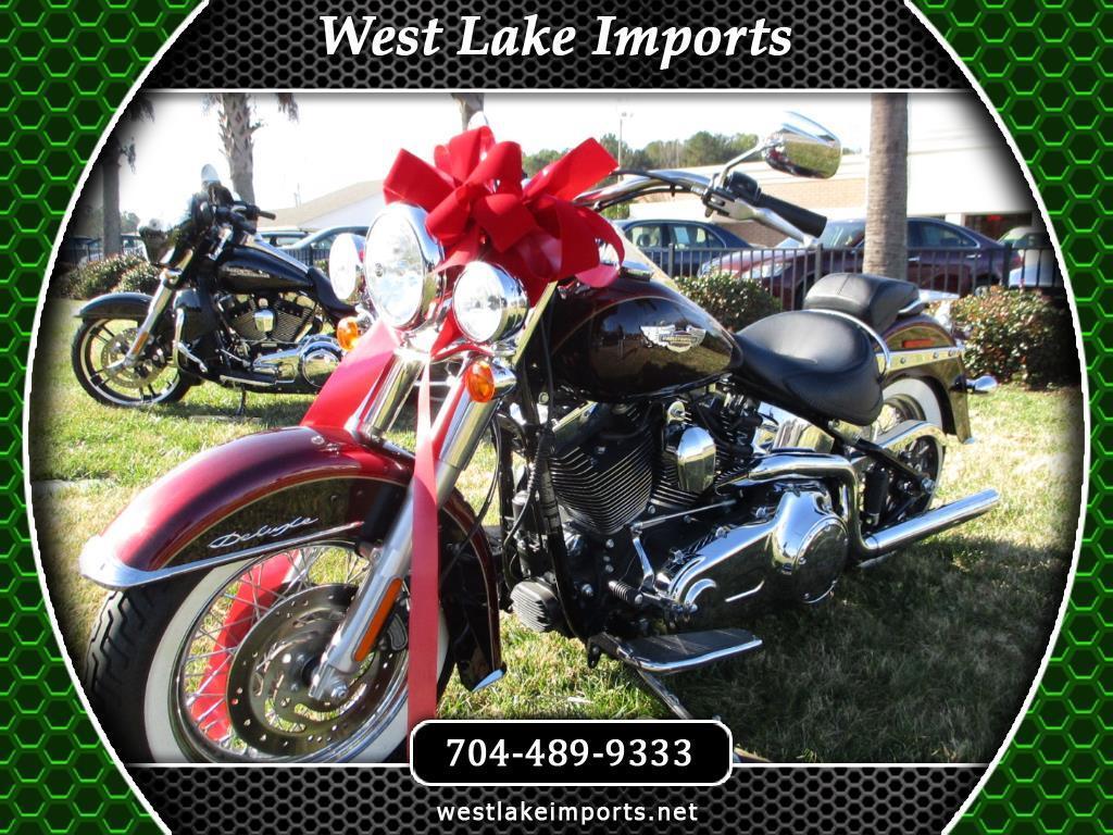 2014 Harley-Davidson FLSTN Heritage