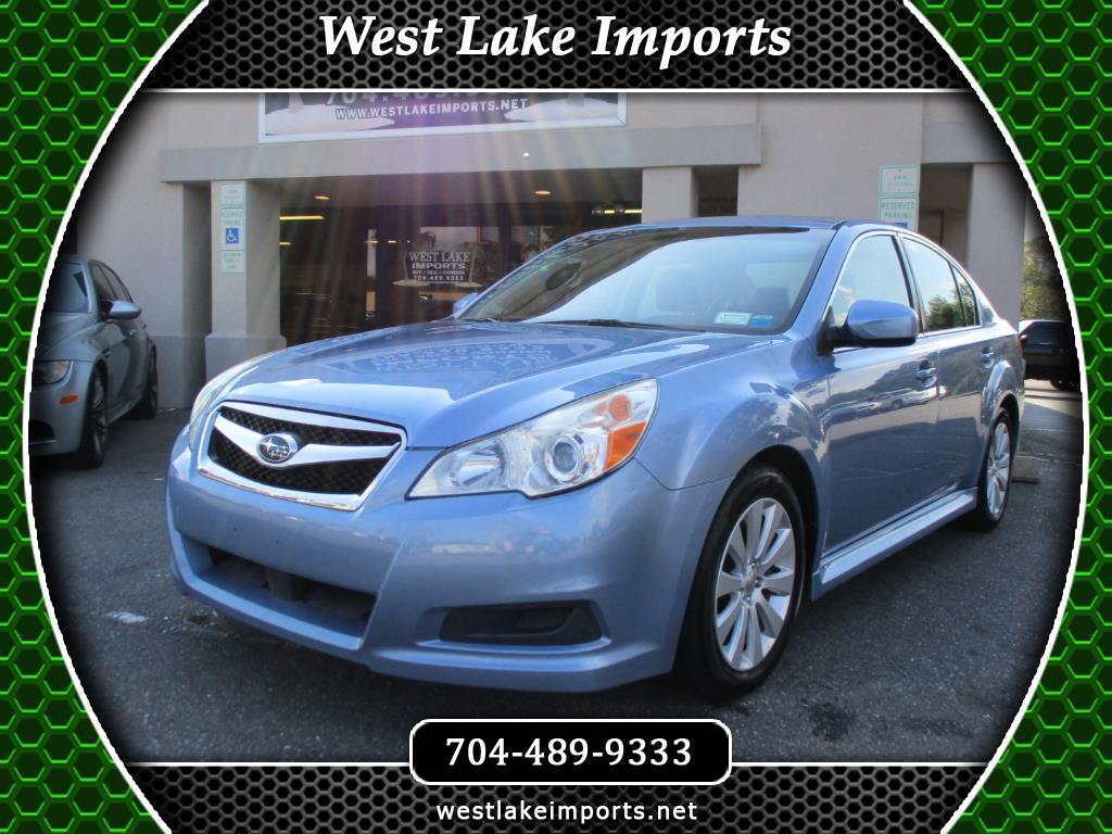 2011 Subaru Legacy Limited