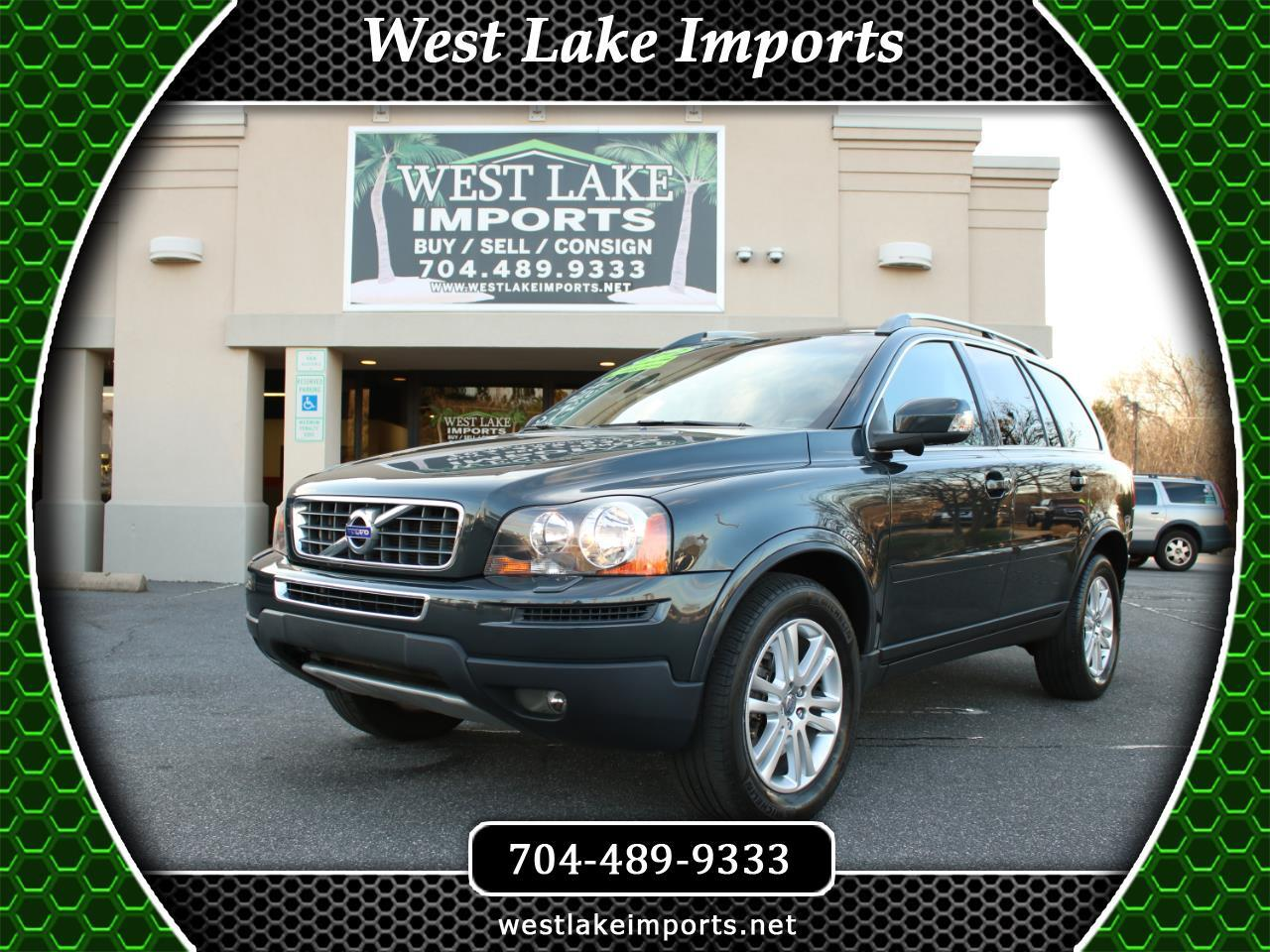 2012 Volvo XC90 AWD 4dr I6 w/Sunroof/3rd Row