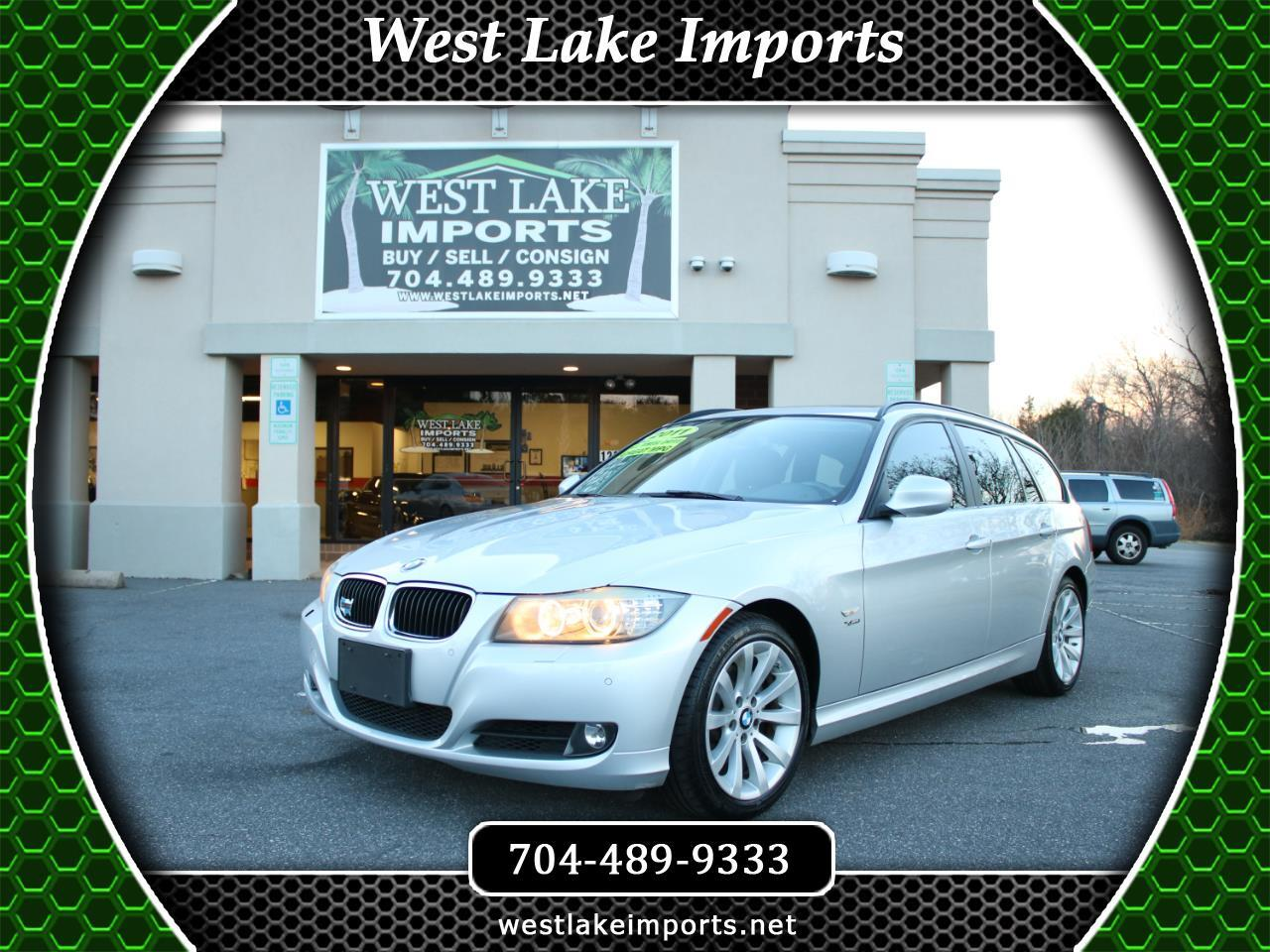 2011 BMW 328i xDrive Wagon