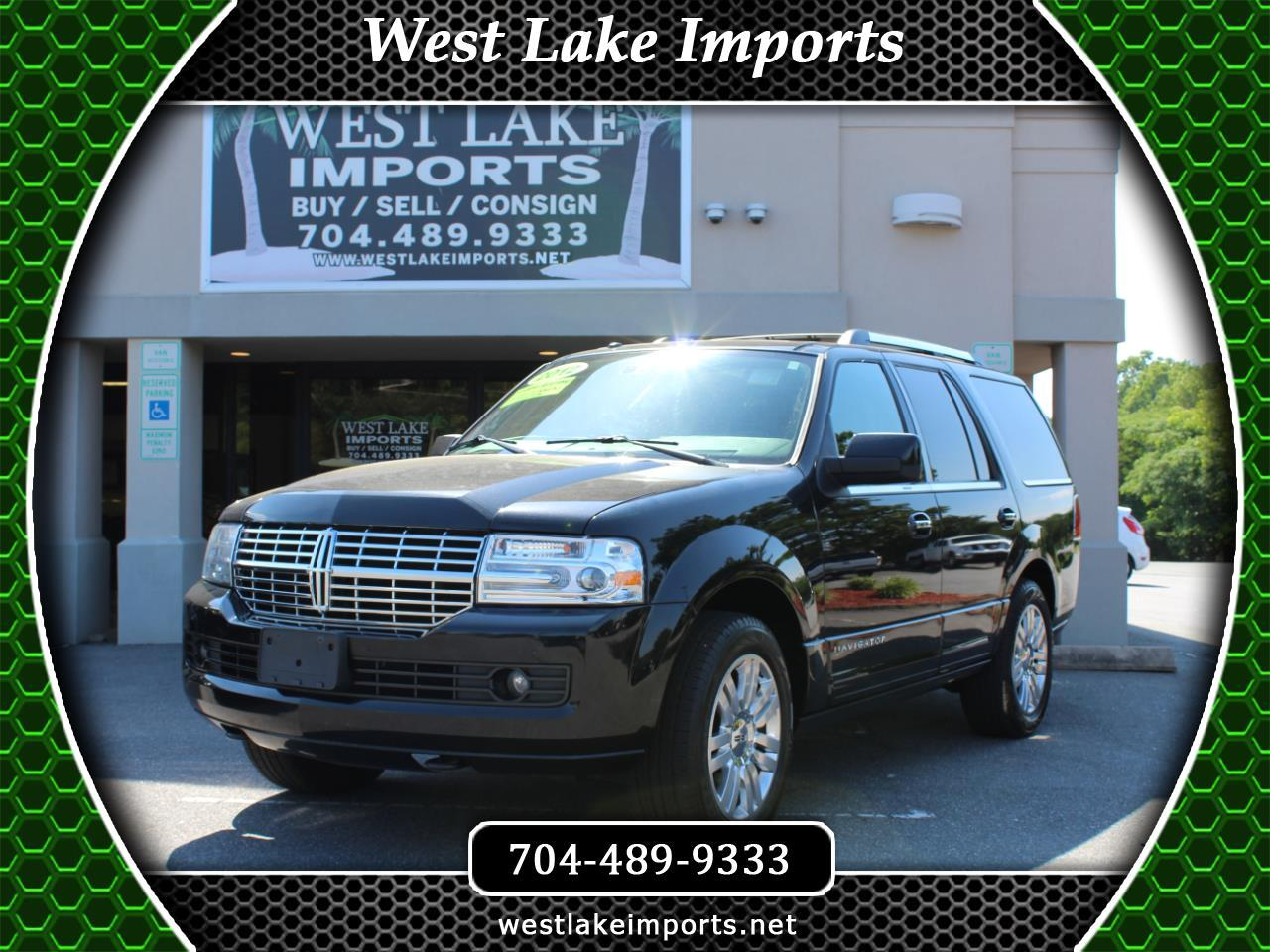 2012 Lincoln Navigator 4WD 4dr