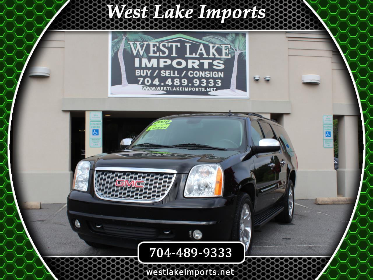 2009 GMC Yukon XL 2WD 4dr 1500 SLT w/4SB