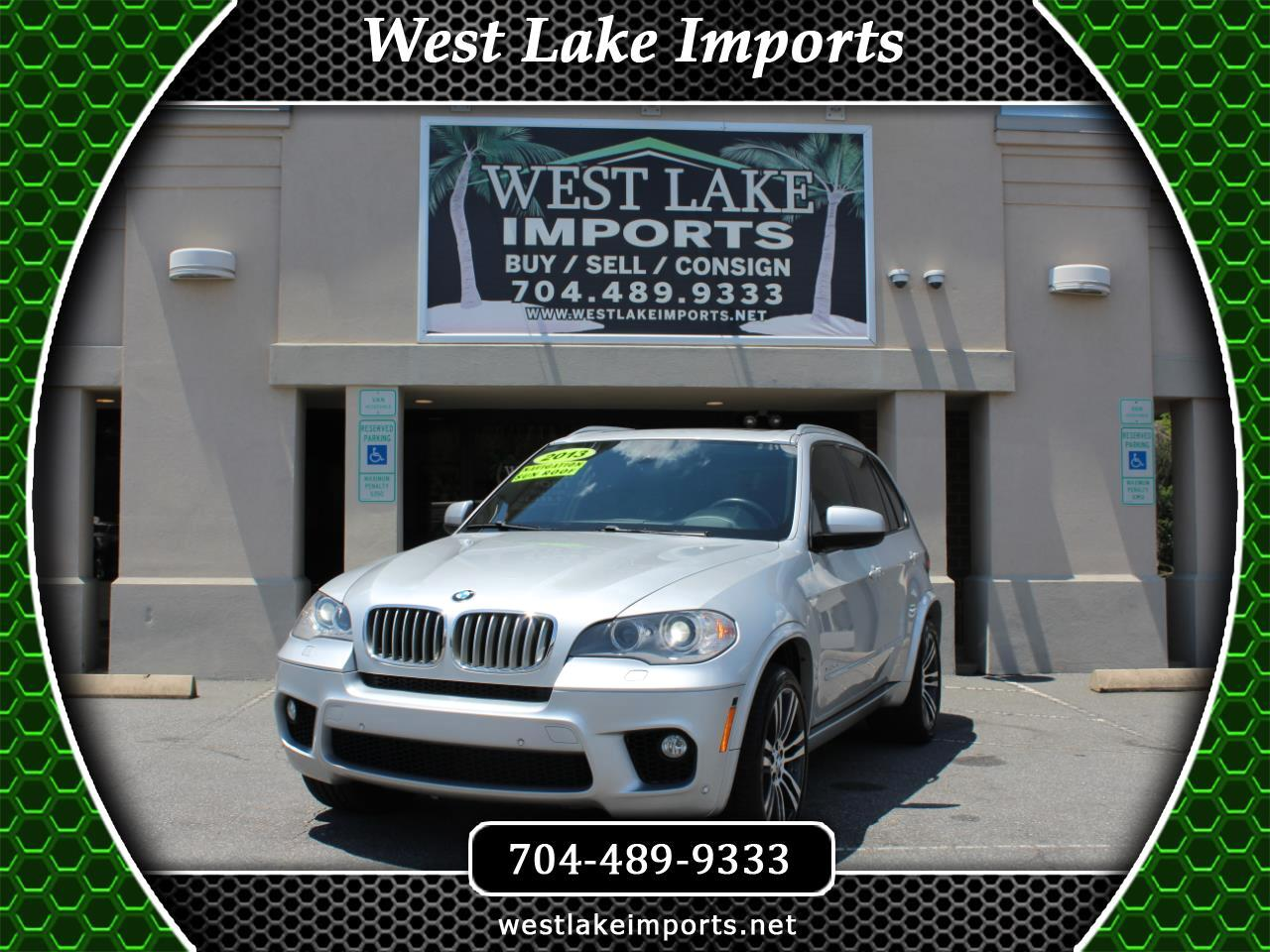 2013 BMW X5 AWD 4dr xDrive50i