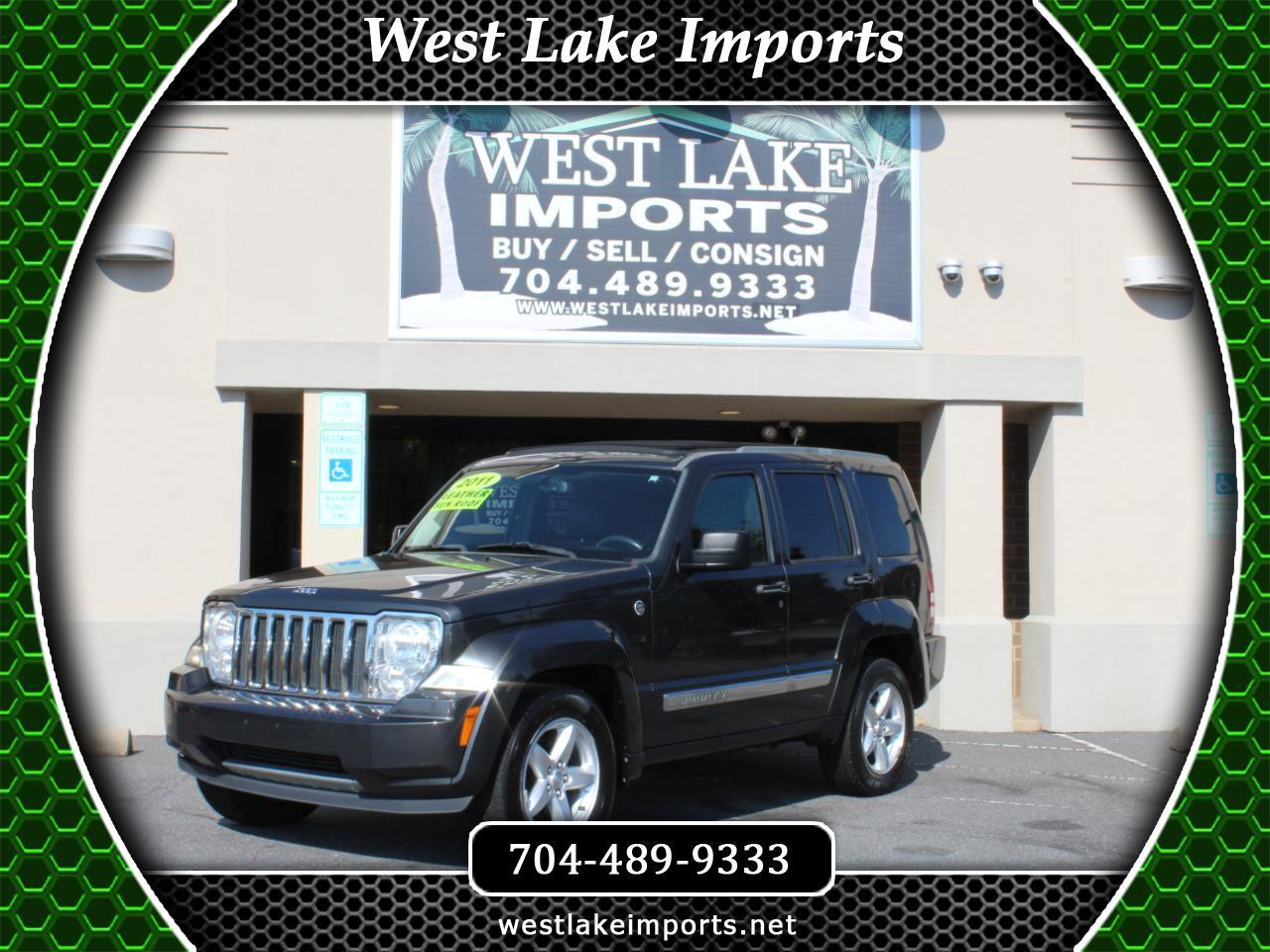 2011 Jeep Liberty 4WD 4dr Limited