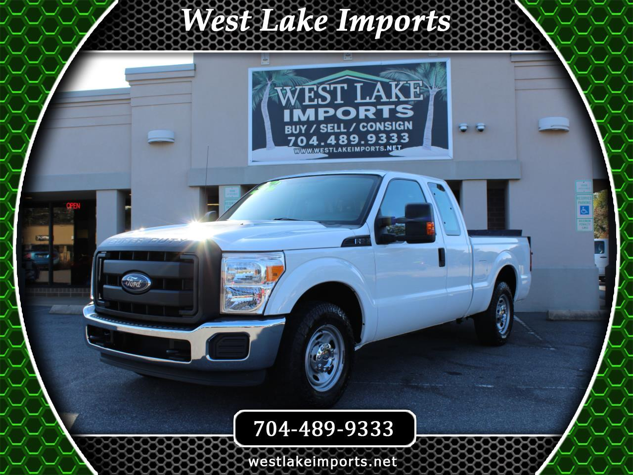 "2014 Ford Super Duty F-250 SRW 2WD SuperCab 142"" Lariat"