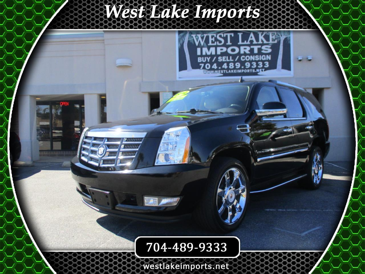 2012 Cadillac Escalade AWD 4dr Luxury