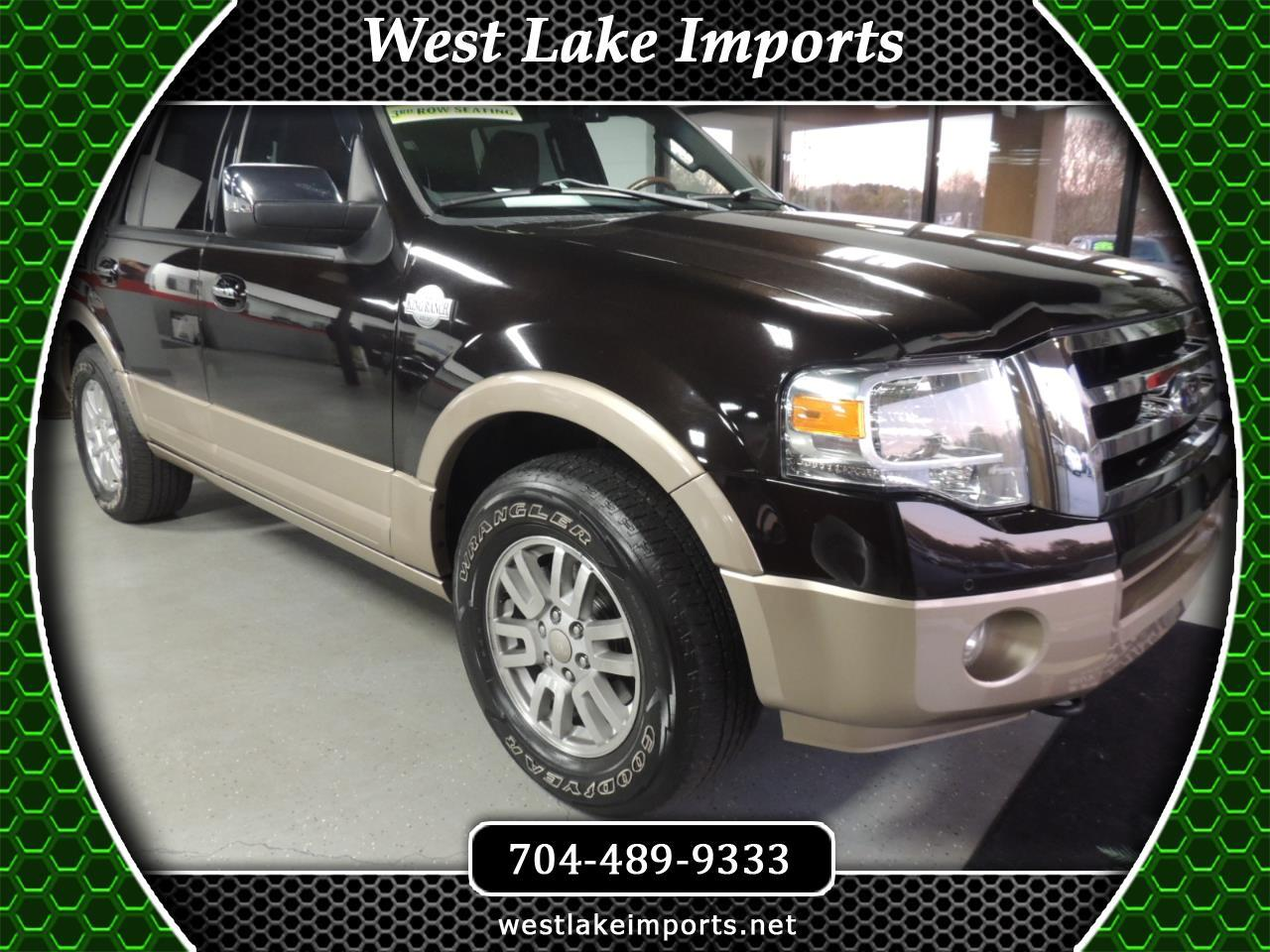 Ford Expedition 4WD 4dr King Ranch 2013