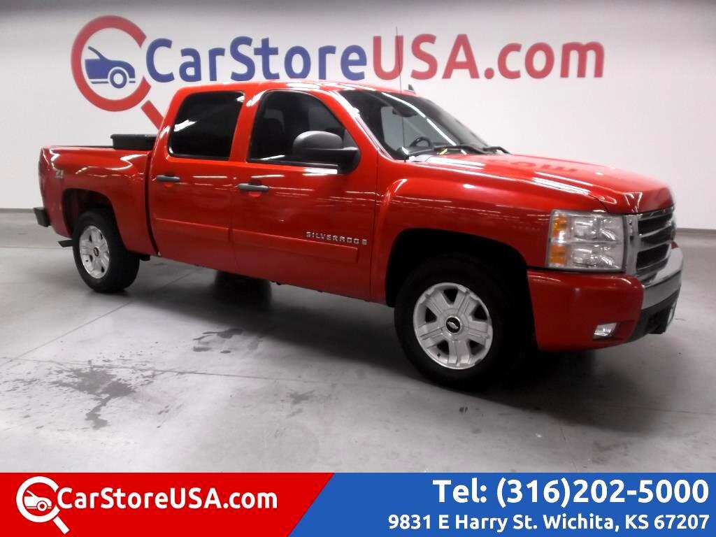 2007 Chevrolet Silverado 1500 1LT Crew Cab 4WD
