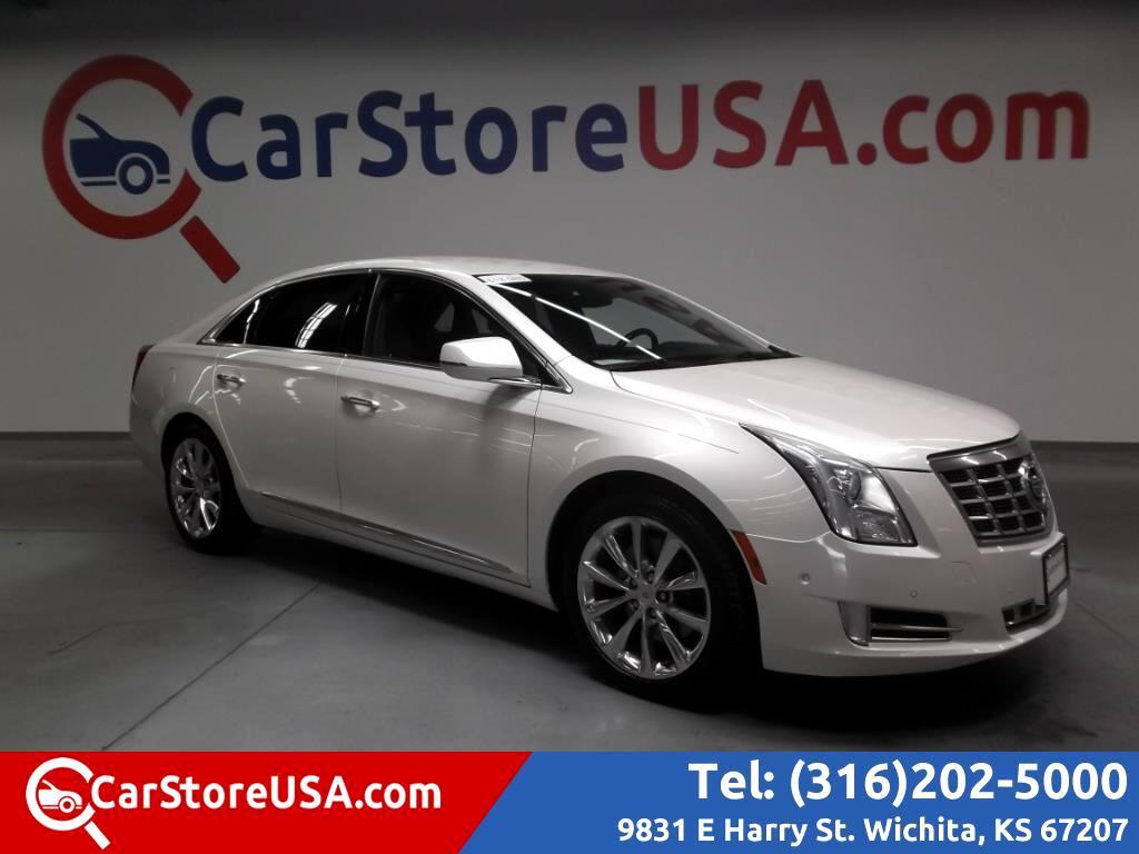 2014 Cadillac XTS 4dr Sdn Premium FWD