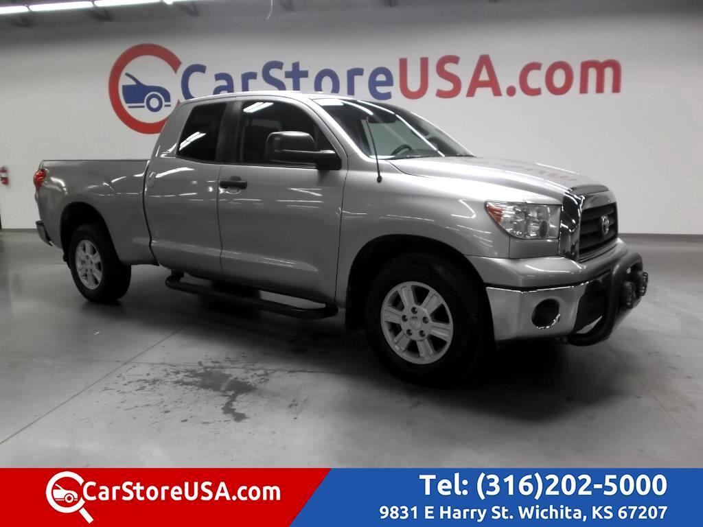 2009 Toyota Tundra 2WD Truck Dbl 5.7L V8 6-Spd AT  (Natl)