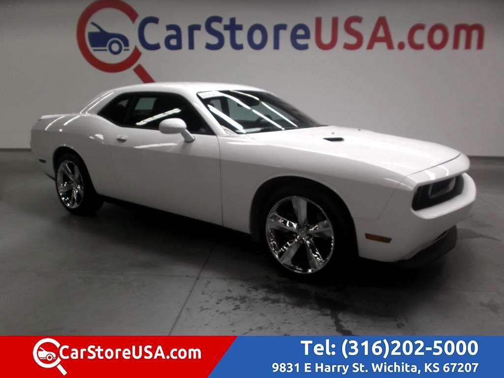 2013 Dodge Challenger 2dr Cpe SXT