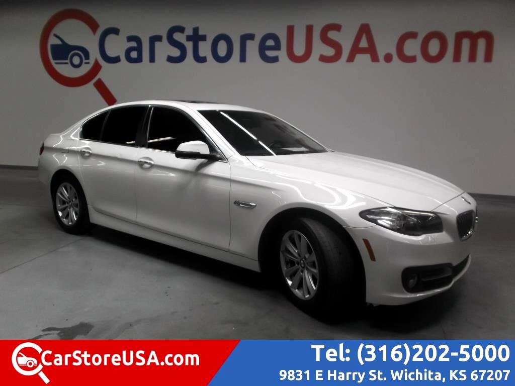 2015 BMW 528i Premium