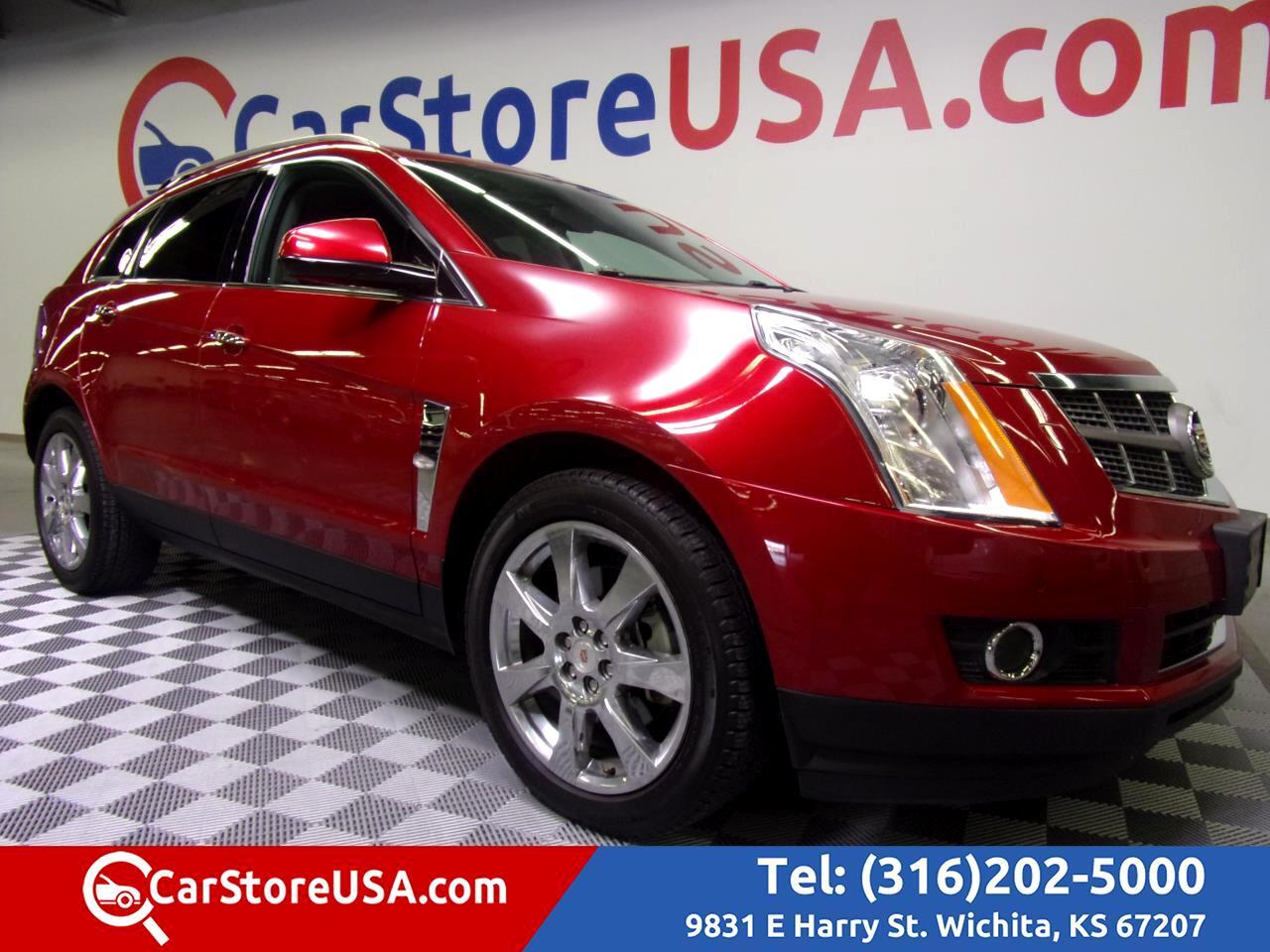 2011 Cadillac SRX AWD 4dr Turbo Premium Collection *Ltd Avail*