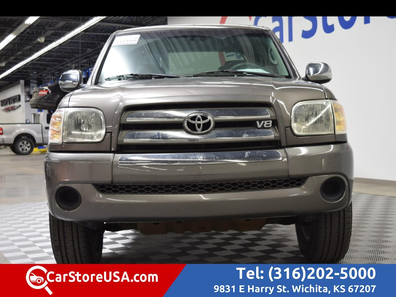 2006 Toyota Tundra DoubleCab V8 SR5 (Natl)