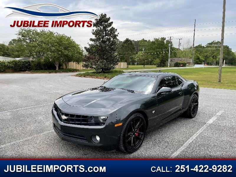 Chevrolet Camaro LS Coupe 2012