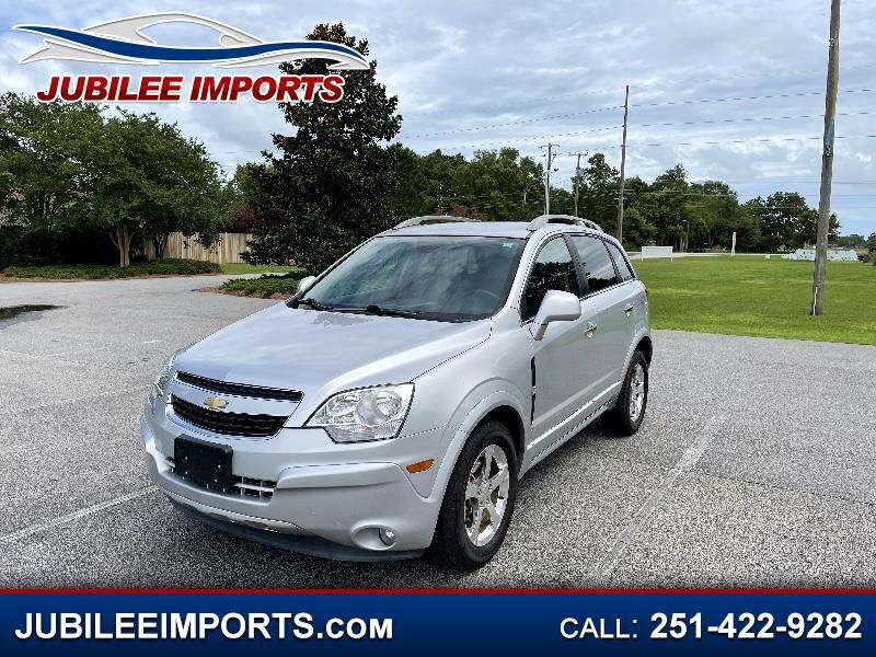 Chevrolet Captiva Sport 1LT FWD 2013