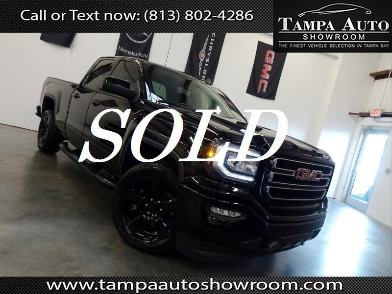 GMC Sierra 1500 Elevation Double Cab 2WD 2016