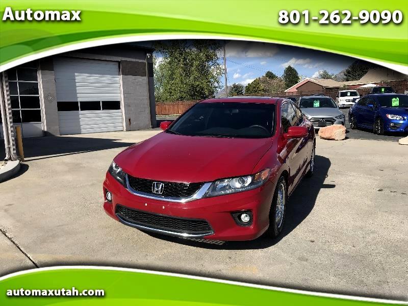 2014 Honda Accord EX Coupe CVT